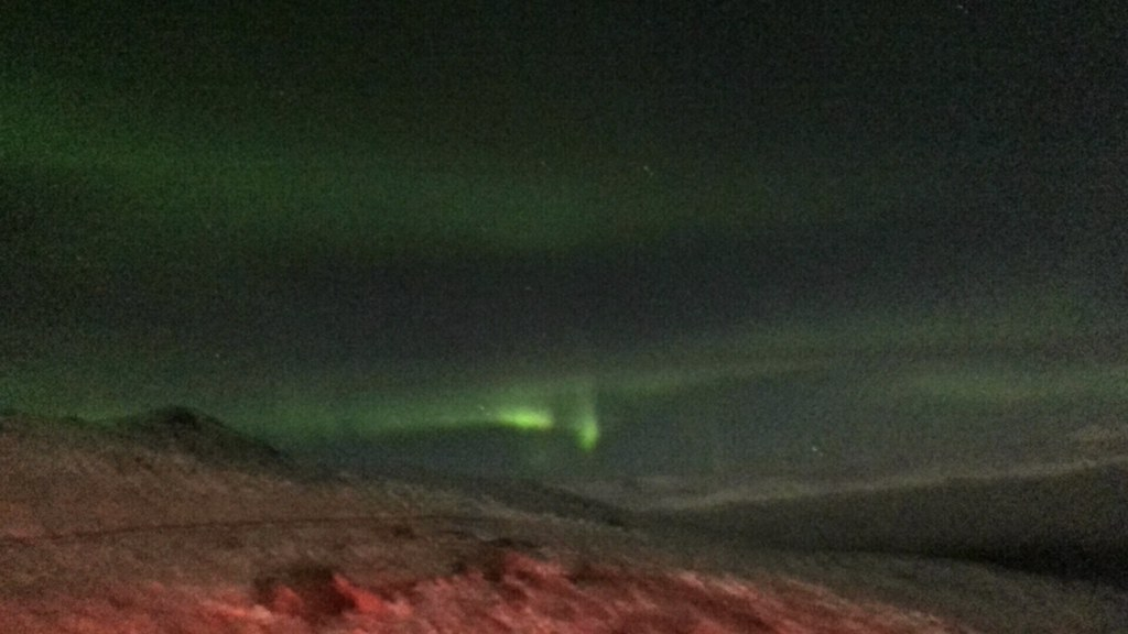 Northern Lights Abisko 2018
