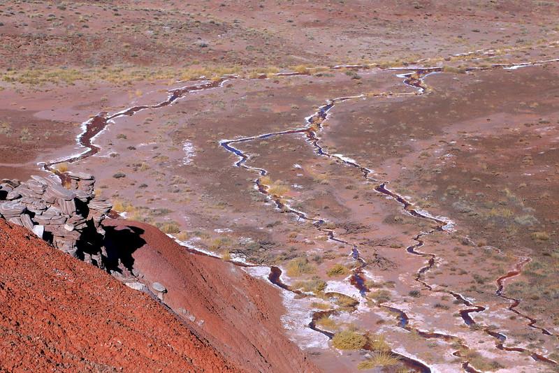 IMG_4856 Water in Painted Desert