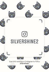 Putting my Instagram Account out there: www.instagram.com/silvershine2  I've had one for a while bit never updated it. But all caught up and up to date as of today.
