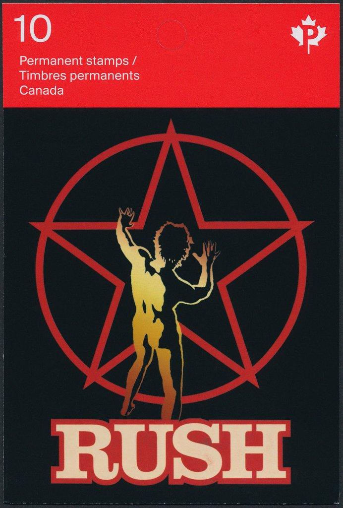 Canada - Scott #2657 (2013) self-adhesive booklet
