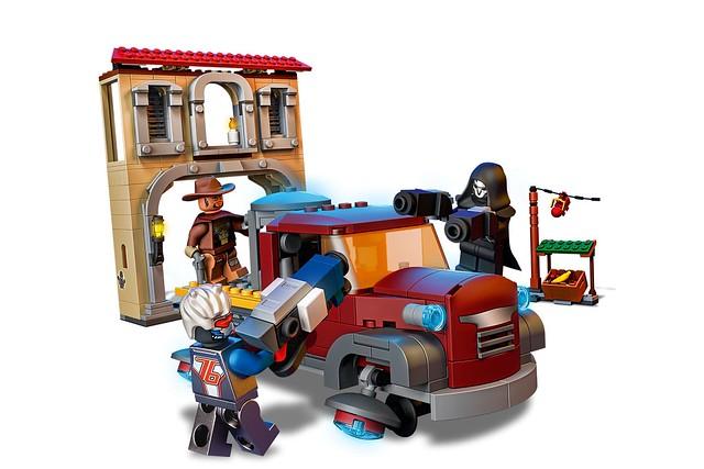 「角色人偶清晰圖公開!」超人氣角色大集結,讓你收到手軟~~ LEGO 75970~75975《鬥陣特攻》系列盒組 LEGO Overwatch Sets