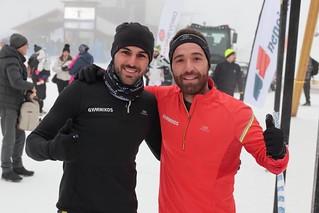 Bruno Tonelli e Roberto Porfido
