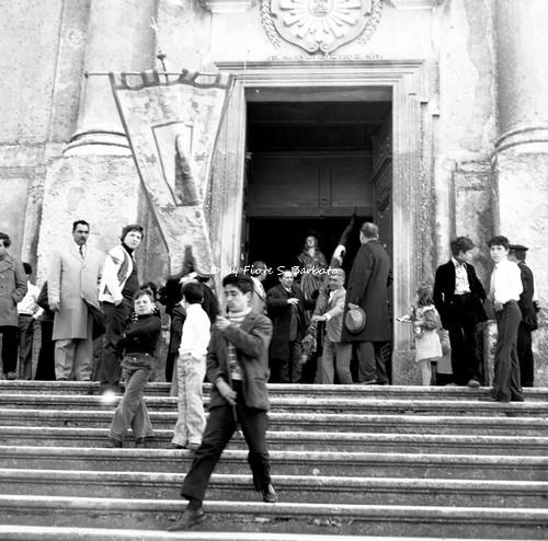 Filadelfia (CZ), 1974, I riti della Settimana Santa: la