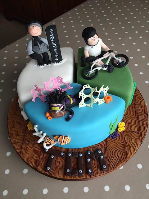 Cake by Leonie Taylor
