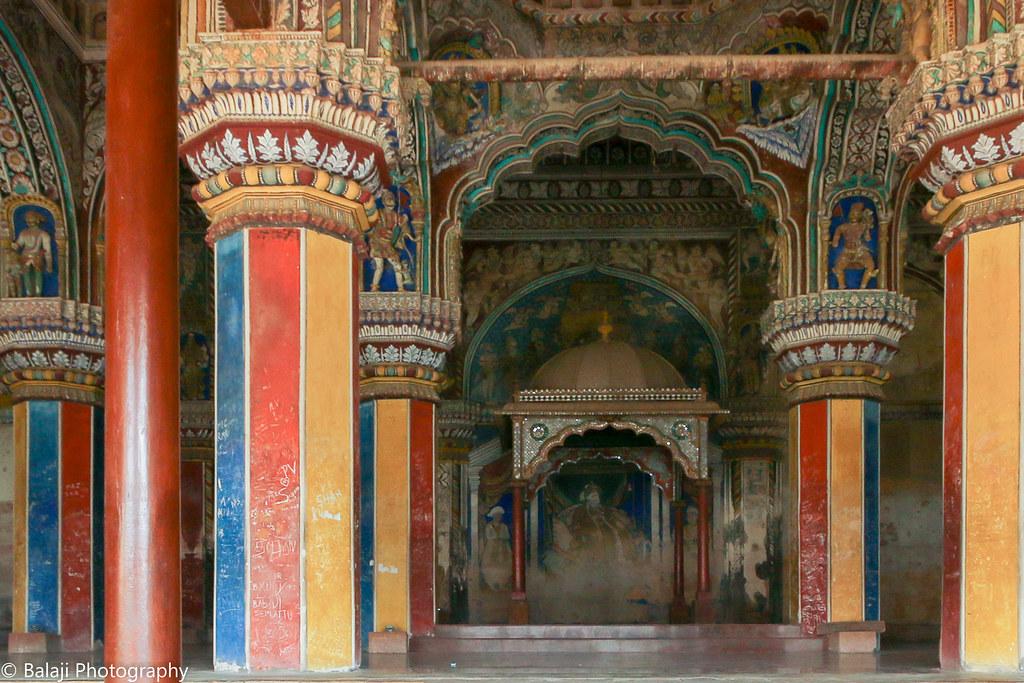 Palace- Thanjavur