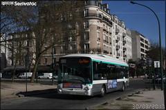 Heuliez Bus GX 337 Hybride - RATP (Régie Autonome des Transports Parisiens) / STIF (Syndicat des Transports d'Île-de-France) n°1183