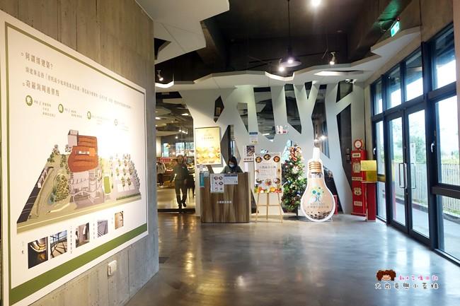 奇麗灣珍奶文化館 宜蘭親子景點 觀光工廠 燈泡珍珠奶茶 DIY 綠建築 (26)