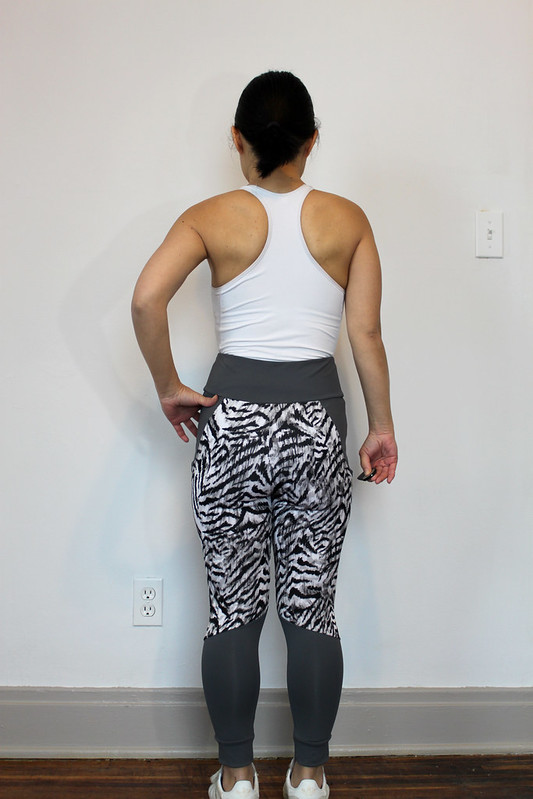 Simplicity 8561 leggings