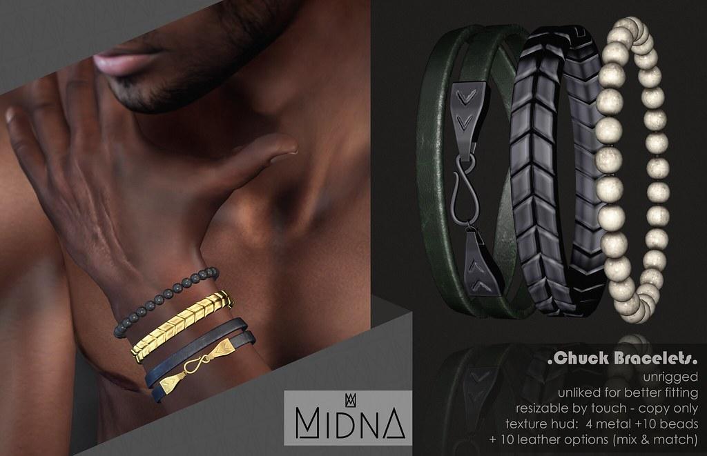 Midna – Chuck Bracelets