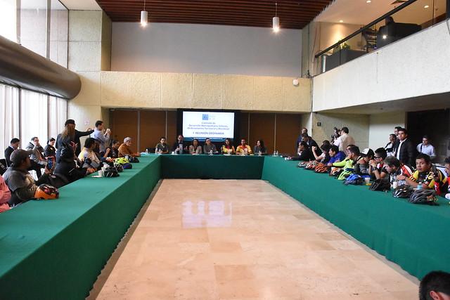 Comisión de Desarrollo Metropolitano, Urbano, Ordenamiento Territorial y Movilidad