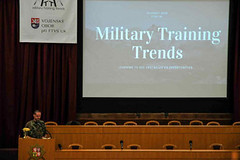 Military Training Trends 2018
