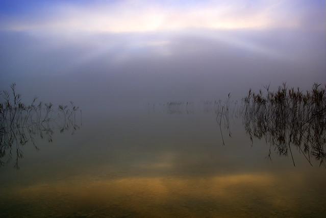 Lac de Ilay (Jura), RICOH PENTAX K-3 II, smc PENTAX-DA 18-55mm F3.5-5.6 AL