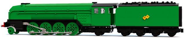 LNER P2 Class, No. 2001
