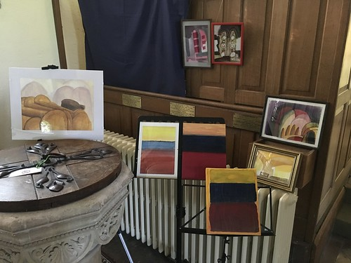 Artweeks 2018 at St Clement's - 2