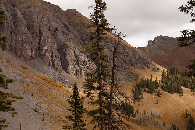 Ulysses S Grant Peak Slope