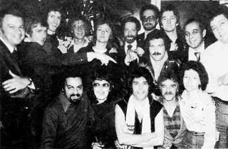 Queen & Elektra/Asylum @ New York City - 1977