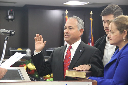 Council Member District 3 Swearing-In Ceremony