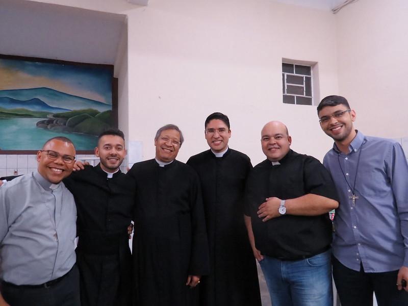 Posse de Pe. Gildarte na Paróquia Nossa Senhora de Fátima - Aracília
