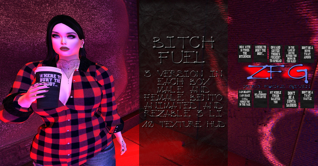 {zfg} bitch fuel