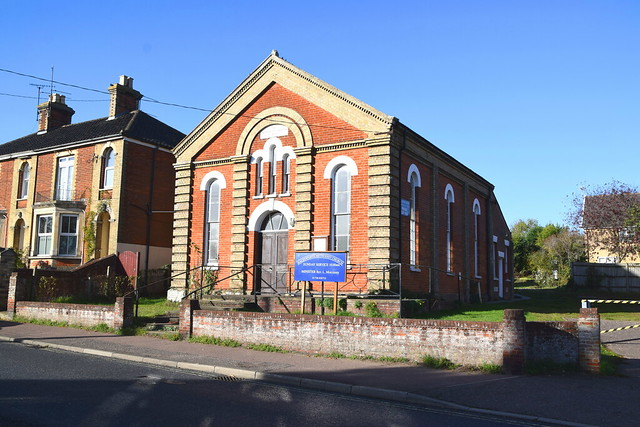 Halesworth Methodist (1870s)