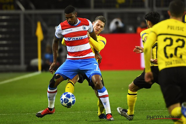 Dortmund-Club Brugge 28-11-2018