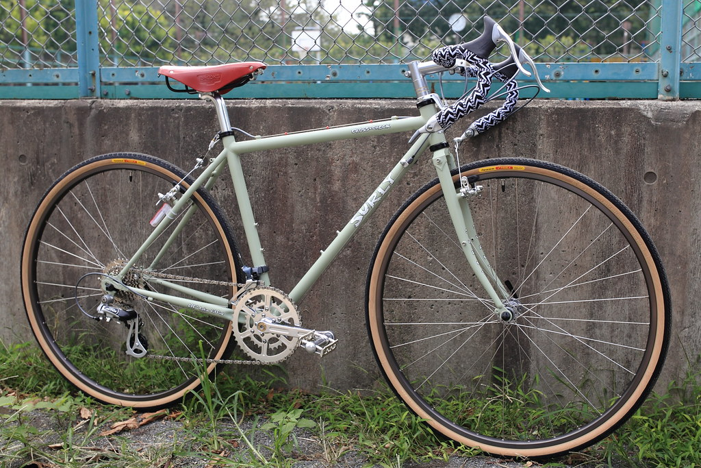 *SURLY* cross check (46)