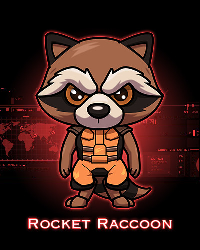 Rocket Roccoon