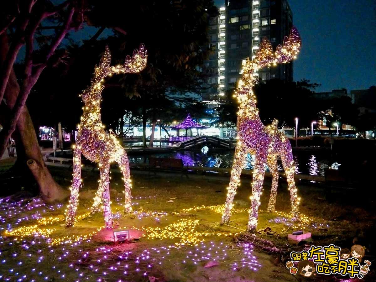 屏東聖誕節燈會-1