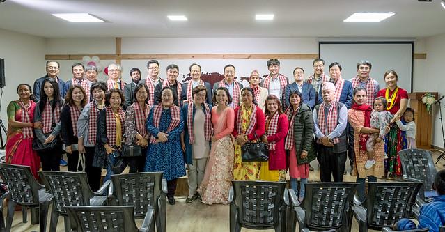네팔 아웃리치 (PCC입당예배)