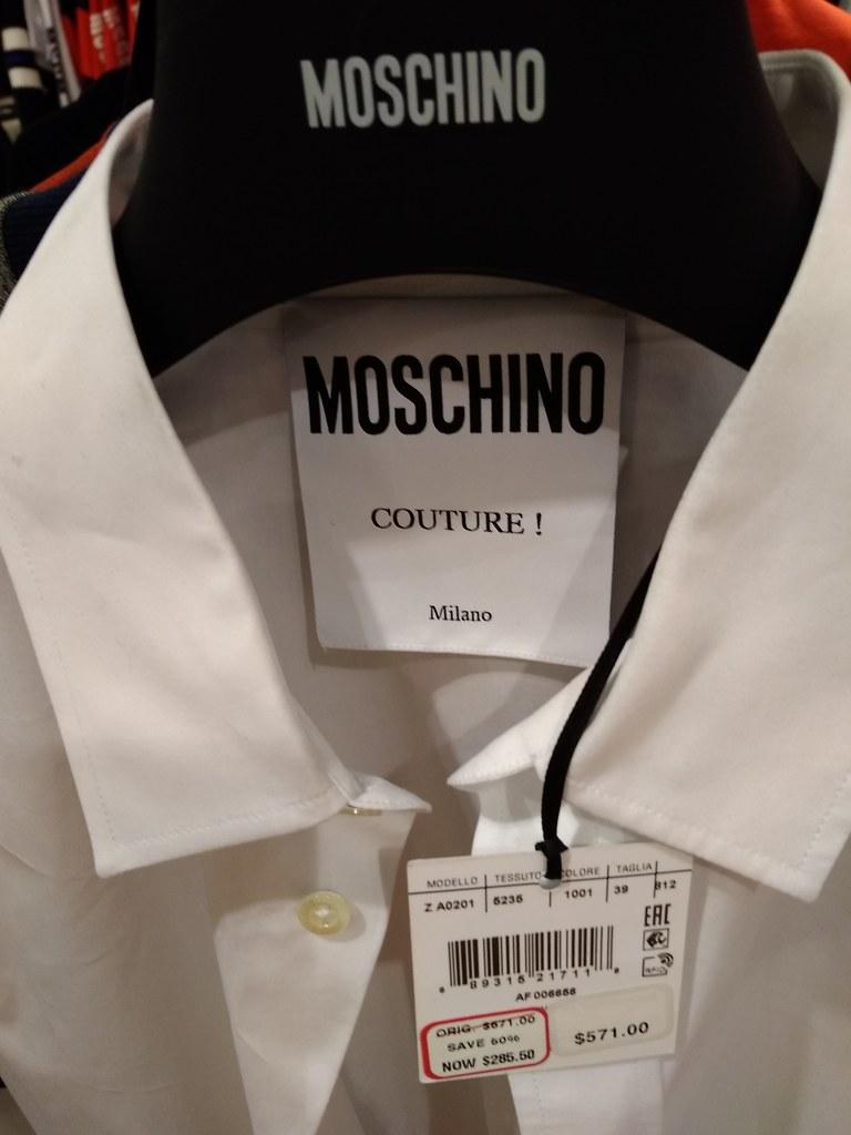 MOSCHINO T-shirt $199.85