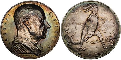 Burian silver Medal