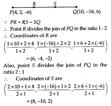 NCERT Solutions for Class 11 Maths Chapter 12 Introduction to Three Dimensional Geometry 15