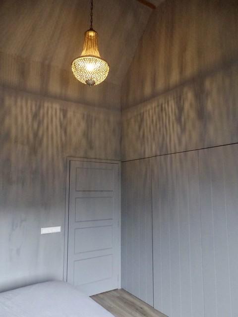 Lamp slaapkamer landelijk
