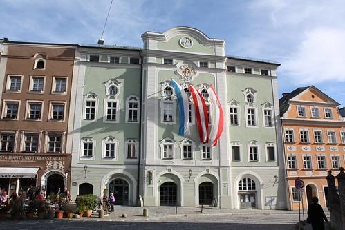Burghausen: Rathaus