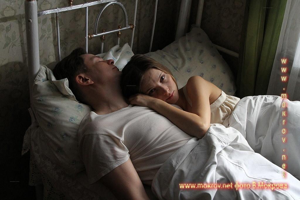 Актер - Муляр Дмитрий роль Левицкий в сериале Декабристка