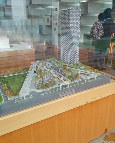 Vancouver House #toronto #unzippedtoronto #serpentinepavilion2016 #bjarkeingels #vancouverhouse #latergram