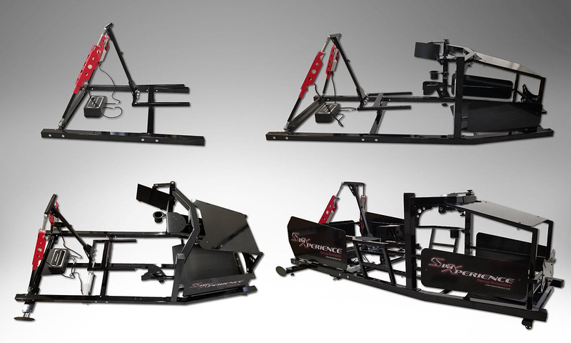 Stage Series Motion Simulators