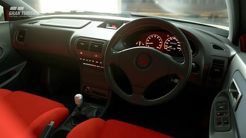 Honda Integra Type R (DC2) '98 (N200)