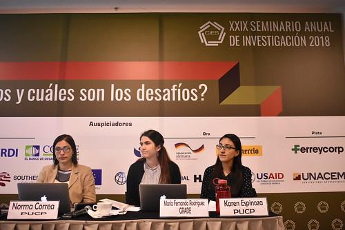 Mesa de Investigación - Desigualdad en la academia: Mujeres en las ciencias sociales peruanas