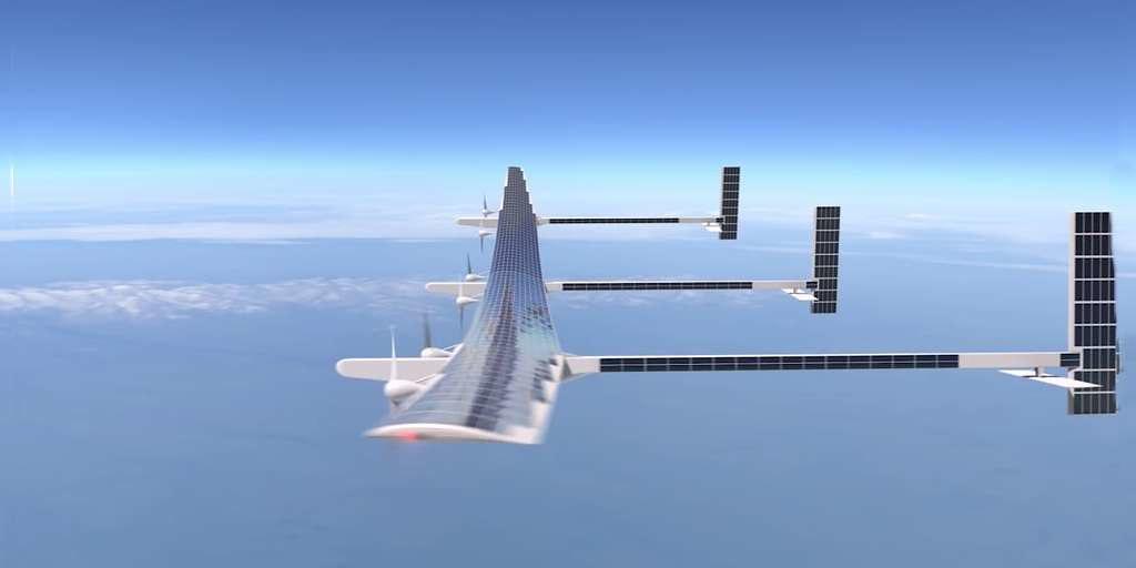 Odysseus l'avion autonome prêt pour le vol inaugural