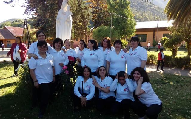 EME participa en encuentro Nacional en Catemu
