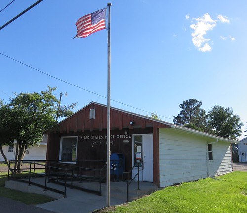 Post Office 54563 (Tony, Wisconsin)