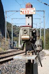 SNCF-Streckentelefon