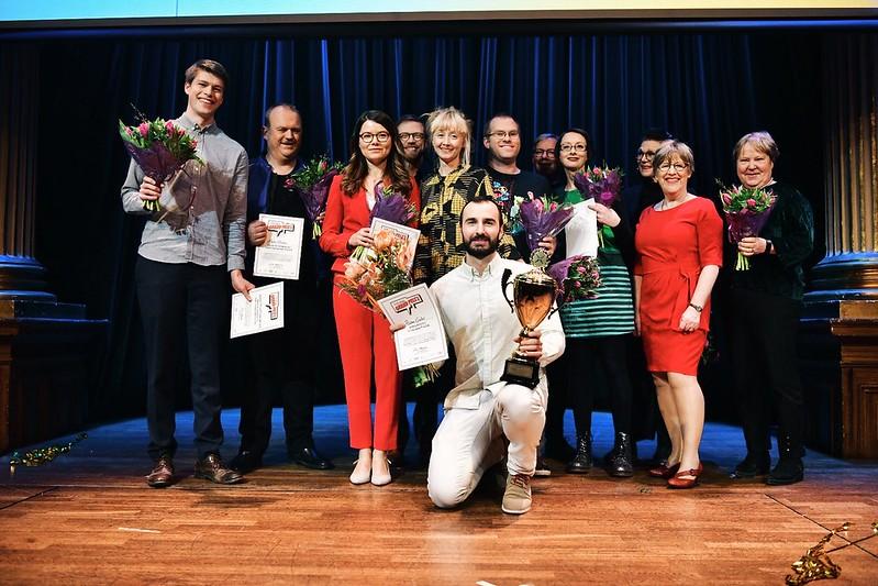 Forskar Grand Prix-final 2018