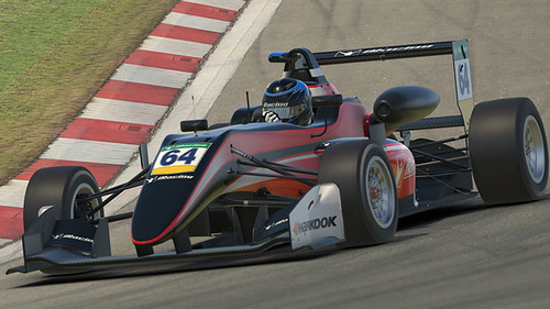 Dallara F3 iRacing 1