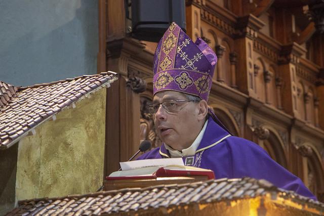 Eucaristía por el XIV Aniversario del Transito al cielo de Fernando Rielo Pardal.