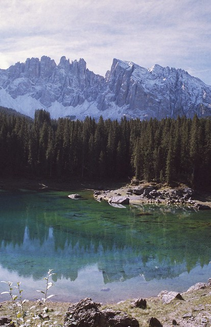 Lago di Carezza & Latemar