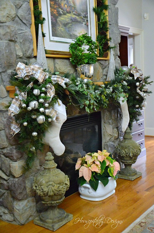 Christmas Mantel-Housepitality Designs-5