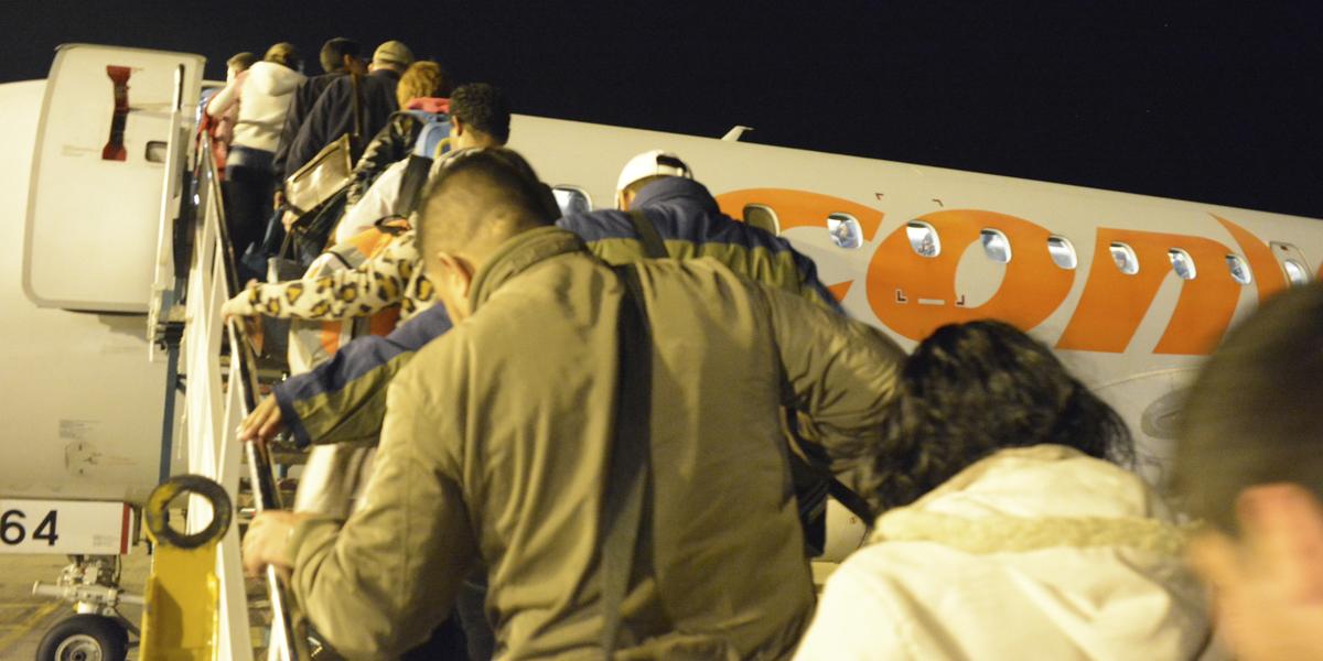 86 venezolanos que migraron para Argentina retornan a Venezuela a través del Plan Vuelta a la Patria