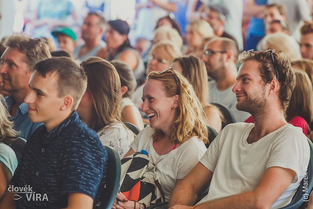 Campfest 2018 - Piatok dopoludnie